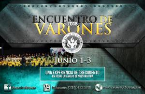 Banner Encuentro de Varones