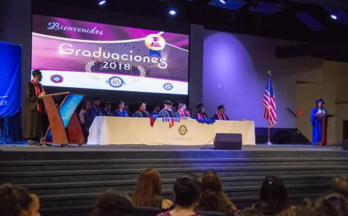 Graduaciones 2018 | Colegio Bíblico y Universidad Rhema